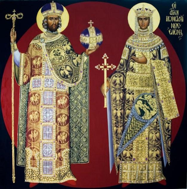 Πανήγυρη ναού Κωνσταντίνου και Ελένης Ενορίας Γρα Λυγιάς