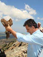 Απελευθερώνοντας άλλο ένα  πουλί