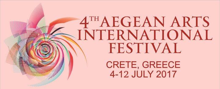 4th Aegean Arts Διεθνές Φεστιβάλ Μουσικής και Τέχνης