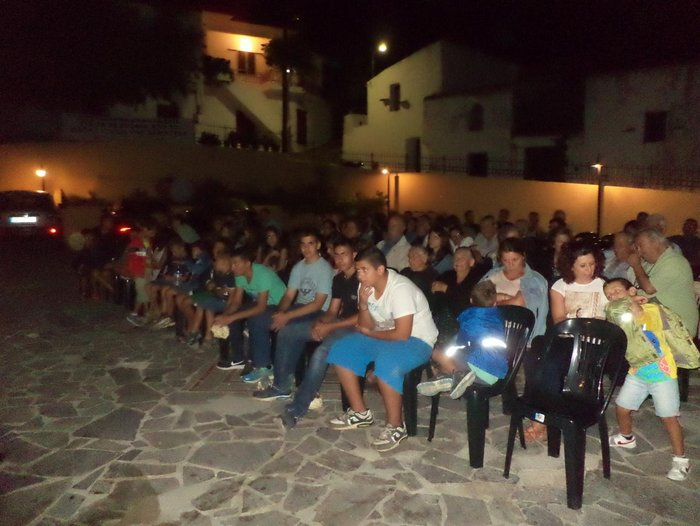 Τεράστιο ήταν το ενδιαφέρον που επέδειξαν οι κάτοικοι της Δαμάστας για το ντοκιμαντέρ