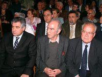 Καρχιμάκης, Μυγιάκης, Πευκιανάκης