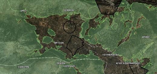 Δασικοί χάρτες χωρίς πρωτογενή τομέα δεν ωφελούν