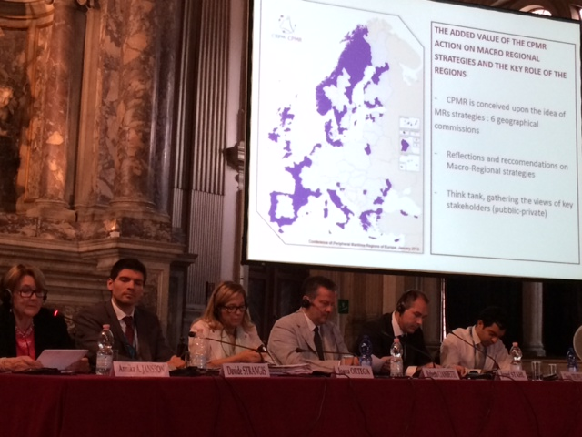 Η Περιφέρεια Κρήτης συμμετείχε στη Γενική Συνέλευση της Διαμεσογειακής Επιτροπής