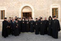 ο αρχιεπίσκοπος Κρήτης και ο Μητροπολίτης Ιεραπύτνης και Σητείας ανάμεσα στους εκπροσώπους των Ευρωπαϊκών εκκλησιών