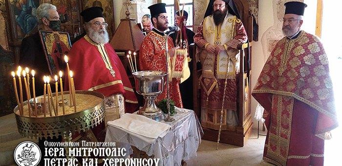 Η Εορτή του Αγίου μεγαλομάρτυρος Τρύφωνος του θαυματουργού