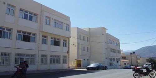 Ίδρυση τομέα Υγείας - Πρόνοιας - Ευεξίας στο ΕΠΑΛ Αγίου Νικολάου