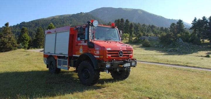 Φωτιές σε Πρίνα, Ανατολή