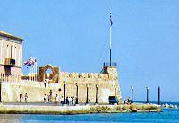 εκεί όπου ανέβηκε για πρώτη φορά η σημαία της Ελλάδας