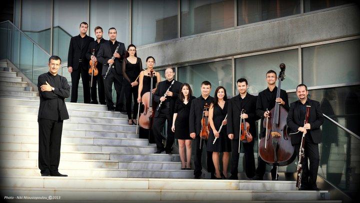 Ορχήστρα Δωματίου Contra Tempo υπό την διεύθυνση του Μαέστρου Βλαδίμηρου Συμεωνίδη