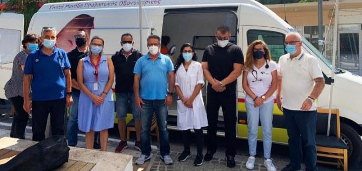 ξεκίνησε, ο δεύτερος κύκλος (β δόση) εμβολιασμού στις απομακρυσμένες και δυσπρόσιτες περιοχές στην Κρήτη