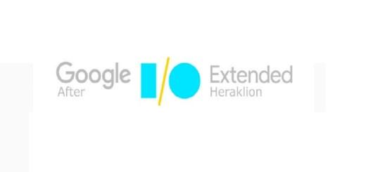 Google I/O Extended Ηράκλειο 2017