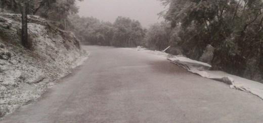 Προσοχή στους παγωμένους δρόμους !!!