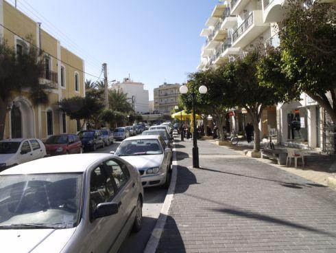 κέντρο της πόλης