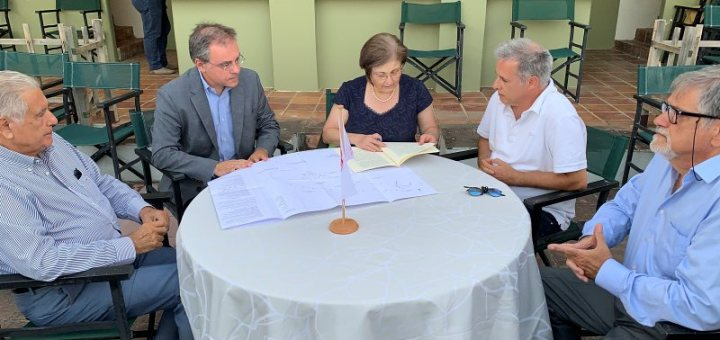 Δωρεά ακινήτου από την Πλαστικά Κρήτης προς το Πανεπιστήμιο Κρήτης