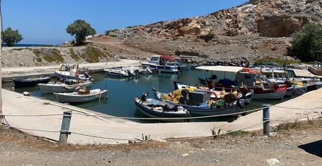 Καθορίζεται ζώνη λιμένα στα αλιευτικά καταφύγια Ιεράπετρας