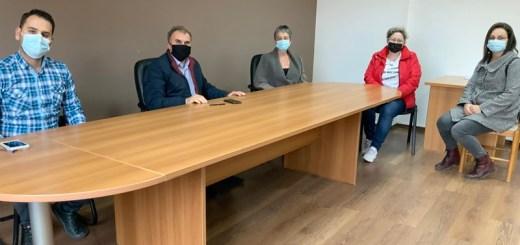 Συνάντηση Δημάρχου με τον Σύλλογο Εργαζομένων του Νοσοκομείου της Ιεράπετρας