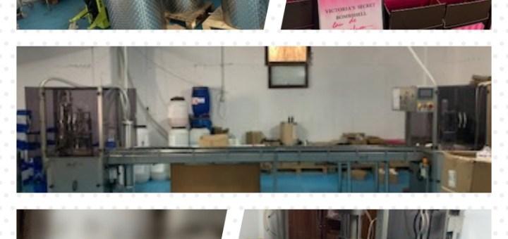 εξάρθρωση εγκληματικής ομάδας παραγωγής αρωμάτων και διακίνησης απομιμητικών προϊόντων