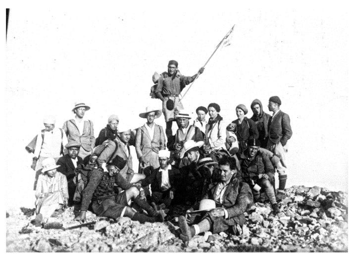 ορειβατικό διήμερο, 21 και 22 Σεπτεμβρίου