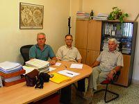 Ο Δ. Κουνενάκης στην Αναπτυξιακή Λασιθίου