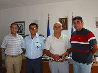 Φωτογραφία από τη συνάντηση