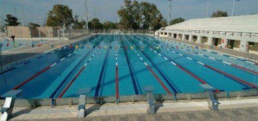 συγκέντρωση διαμαρτυρίας συλλόγου γονέων κολυμβητηρίου Λίντο