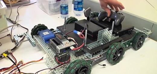 1ος Πανελλήνιος Διαγωνισμός Ρομποτικής Ανοιχτών Τεχνολογιών