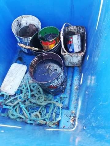 Είδη ανακυκλώσιμων υλικών που απορρίπτονται στους μπλε κάδους