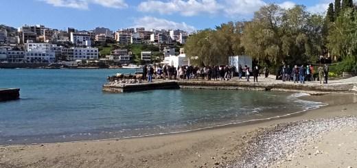 Έντονες αντιδράσεις για τη παρέμβαση στο Minos Beach