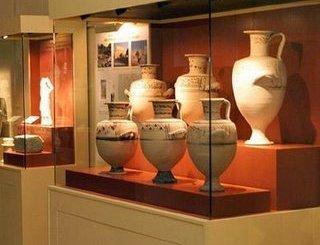 μέρος του μουσείου όταν ήταν σε λειτουργία