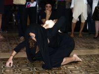 από τα εγκαίνια το χορευτικό δρώμενο, perfomance