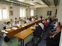 Το νομαρχιακό συμβούλιο