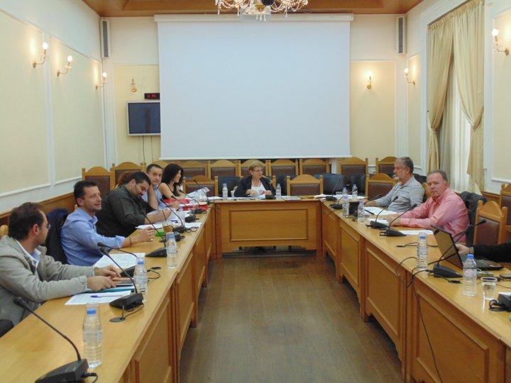 η οικονομική επιτροπή της περιφέρειας Κρήτης