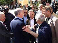 Με τον Δήμαρχο Αγίου Νικολάου