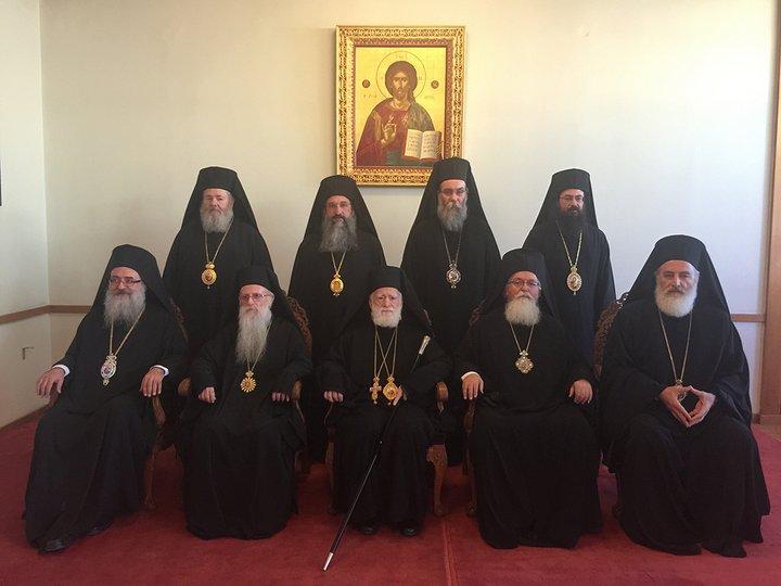 Ιερά Σύνοδος Εκκλησίας της Κρήτης