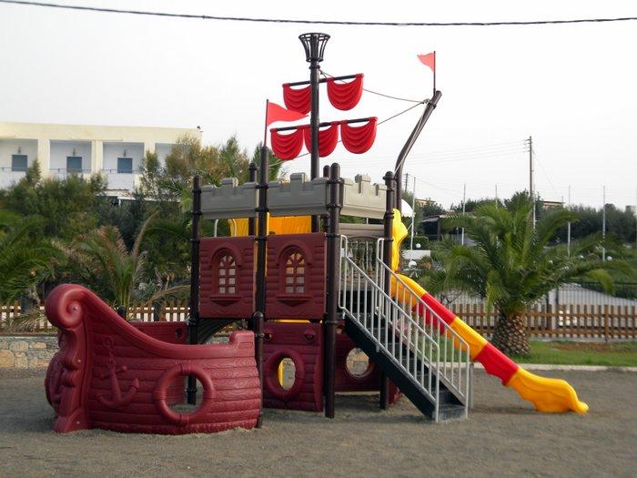 811 χιλιάδες ευρώ για παιδικές χαρές στο Λασίθι