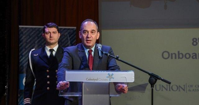 Δημιουργία Εθνικής Στρατηγικής για την κρουαζιέρα ανακοίνωσε ο Γιάννης Πλακιωτάκης