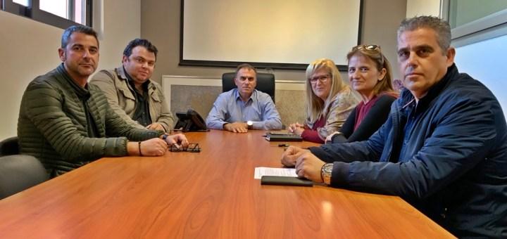 Ορίστηκαν οι νέοι Πρόεδροι στα Νομικά Πρόσωπα του Δήμου Ιεράπετρας