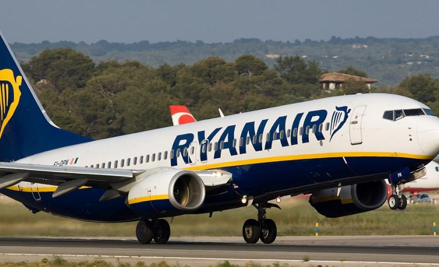 Ίδρυση Σωματείου πληρώματος αεροσκαφών Ryanair