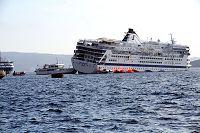 Το πλοίο με κλίση