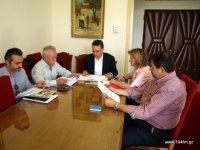 Κρητικό Σύμφωνο Ποιότητας, από τη συνεδρίαση στον Άγιο Νικόλαο, οι Νομάρχες Λασιθίου, Ηρακλείου και Ρεθύμνου