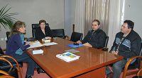 Εκπρόσωποι του Δήμου και του ΚΤΕΛ