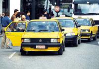 Ταξί στην αφετηρία