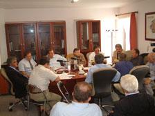 Συνεδρίαση ΤΕΔΚ, 6 Οκτωβρίου 2004