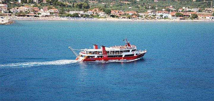 Απαγόρευση κίνησης σκαφών σε όλη την Ελληνική Επικράτεια