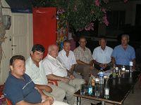 Ο Κ. Τσουκάκης με το Τ.Σ. Λακωνίων