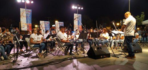 Η δημοτική Φιλαρμονική Αγίου Νικολάου στο 3ο Φεστιβάλ 3o Φεστιβάλ Φιλαρμονικών