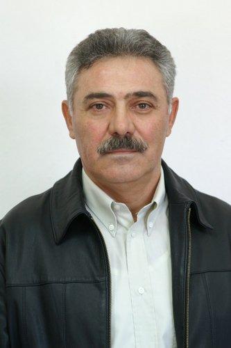 ο νέος πρόεδρος του Δημοτικού Συμβουλίου Χερσονήσου Γιάννης Χρηστάκης
