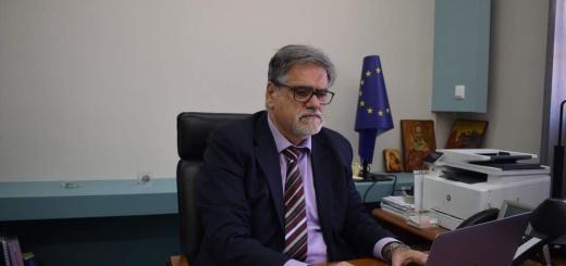Ο Δήμαρχος Αγίου Νικολάου για ΣΒΑΚ και επισκέψεις σε σημεία του δήμου