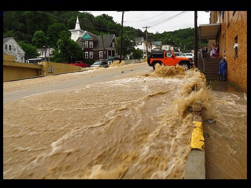 WEST VIRGINIA GOV  DECLARES STATE OF EMERGENCY AFTER HEAVY RAINFALL