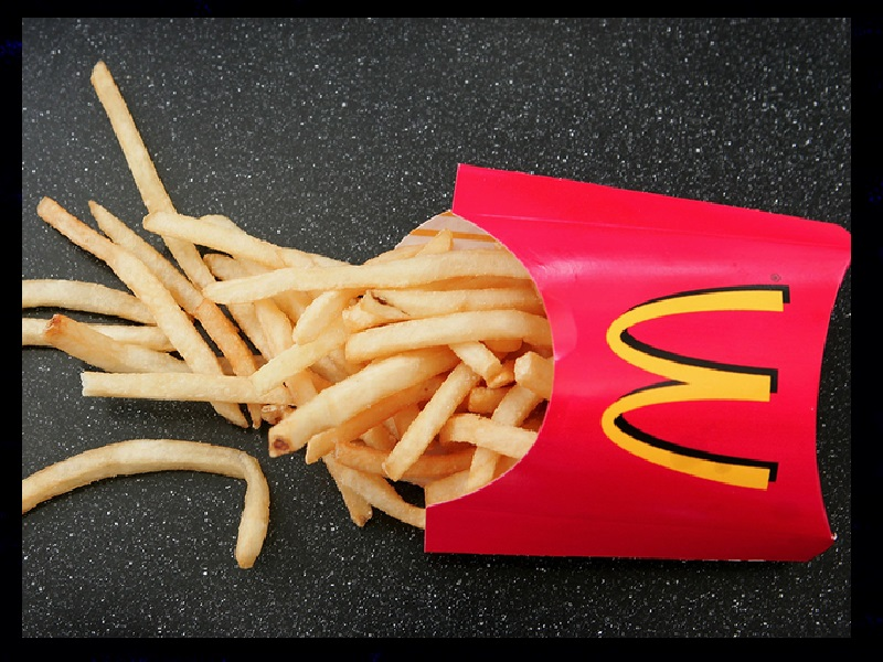 Study claims chemical in McDonald's fries may cure baldness
